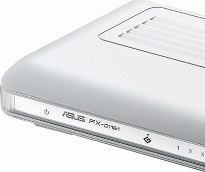 Asus FX-D1161 Switch