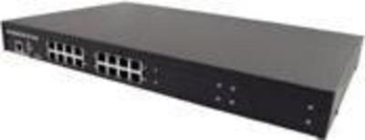 Comtrol DeviceMaster RTS 16-Port RJ45 Rackmount Switch