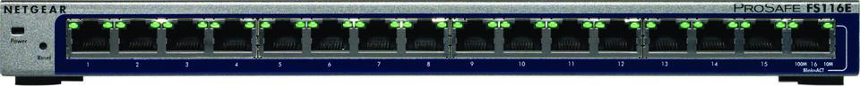 Netgear FS116E