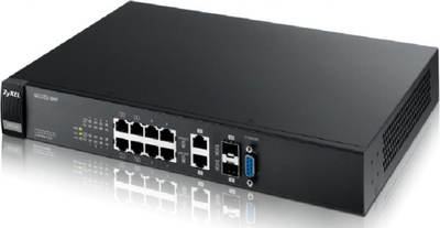 ZyXEL GS-2200-8HP Switch