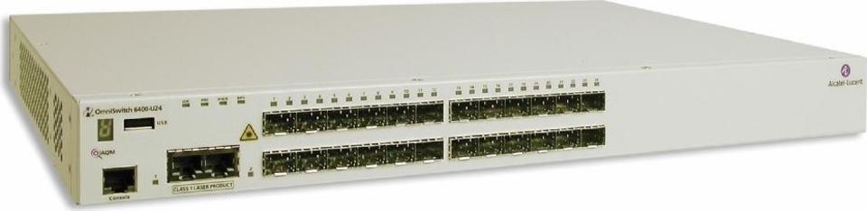 Alcatel-Lucent OmniSwitch 6400-U24D