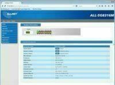 Allnet ALL-SG8316