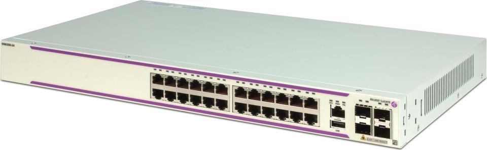 Alcatel-Lucent OmniSwitch 6350-P24