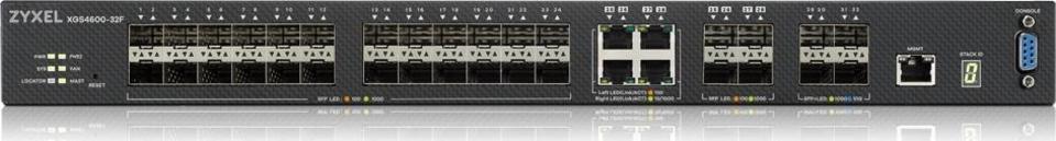 ZyXEL XGS-4600-32F