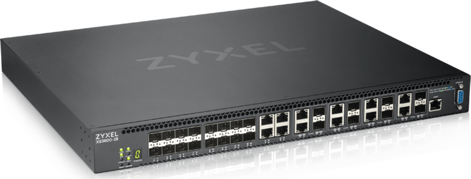 ZyXEL XS-3800-28