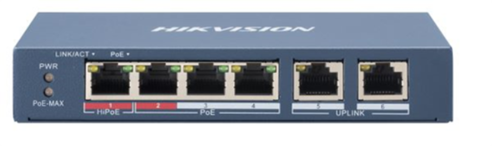 HIKvision DS-3E0106HP-E