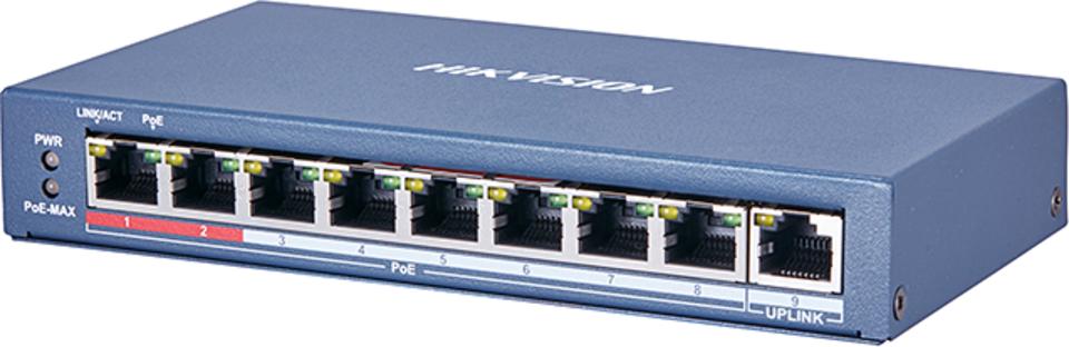 HIKvision DS-3E0109P-E2