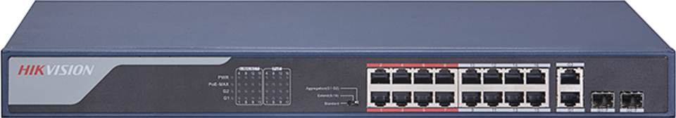 HIKvision DS-3E0318P-E2