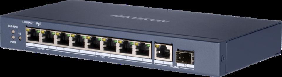 HIKvision DS-3E0510HP-E