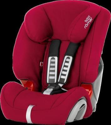 Britax Römer Evolva 1-2-3 Child Car Seat
