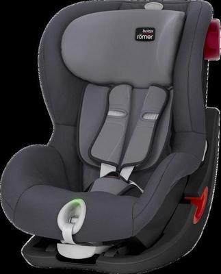 Britax Römer King II LS Black Series Child Car Seat