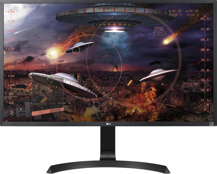 LG 32UD59-B Monitor front on