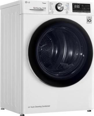 LG RC90V9AV2W Tumble Dryer