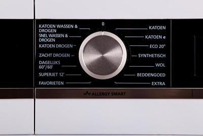 Sharp ES-GDD9144W0BX Waschtrockner