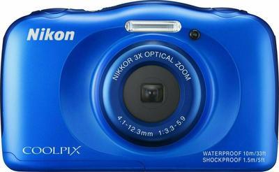 Nikon Coolpix S33 Digitalkamera