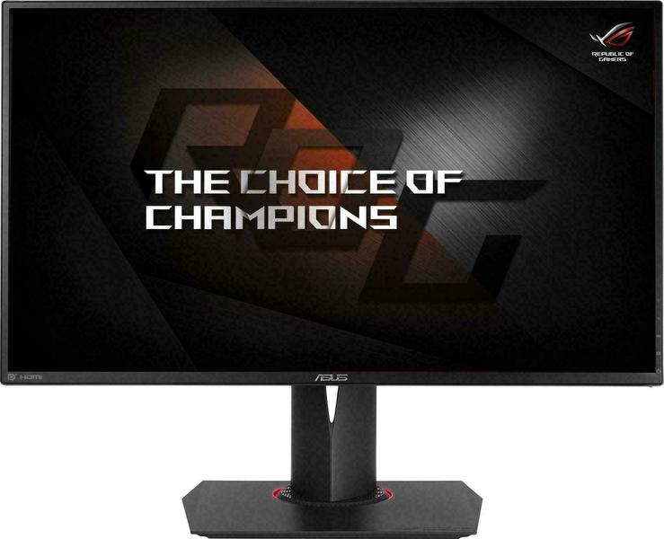 Asus PG278QR front on