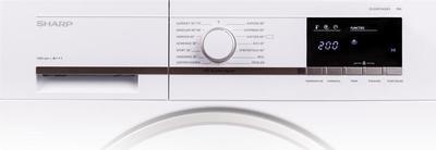 Sharp ES-GFB7143W3BX Waschmaschine