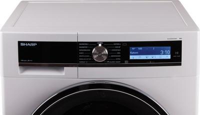 Sharp ES-GFD8145W4BX Waschmaschine