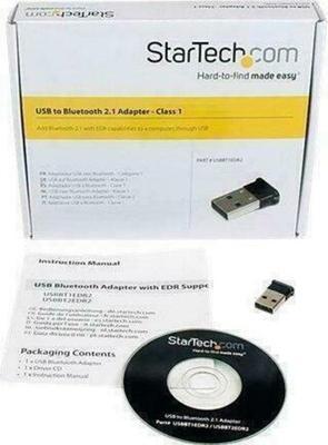 StarTech USBBT1EDR2 Bluetooth Adapter