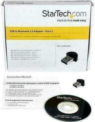 StarTech USBBT2EDR2 Bluetooth Adapter