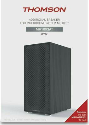 Bigben Interactive MR100SAT