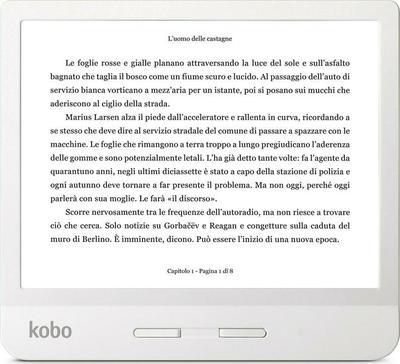 Kobo Libra H2O eBook Reader