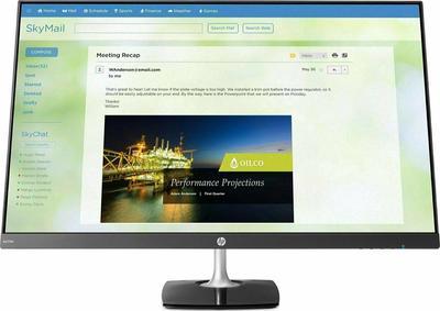 HP N270h Monitor
