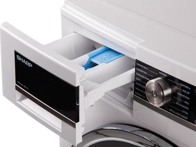 Sharp ES-GFD8145W4 Waschmaschine