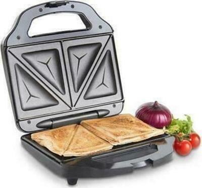 VonShef Toastie Maker Sandwich Toaster