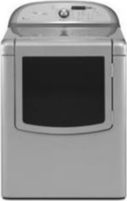 Whirlpool WED7800X Wäschetrockner