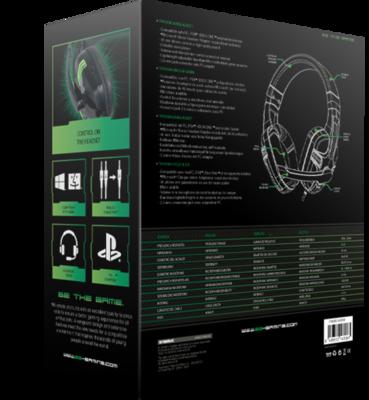 BG Typhoon Headphones