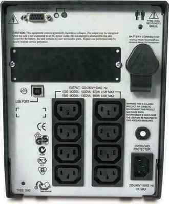 APC Smart-UPS SUA1500I UPS