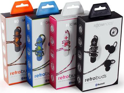Boompods Retrobuds