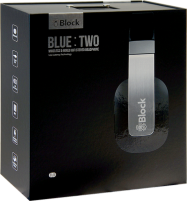Audioblock Blue:Two