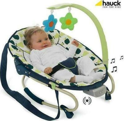 Hauck Leisure E-Motion Babywippen
