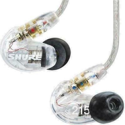Shure SE215 Słuchawki