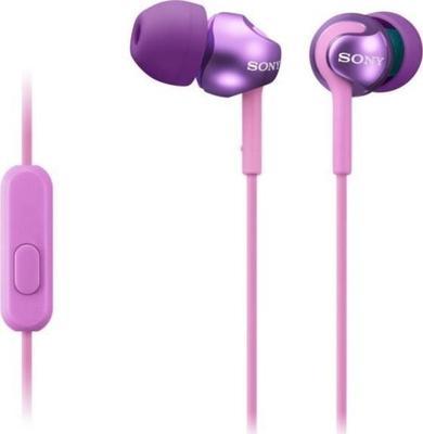 Sony MDR-EX110AP Słuchawki