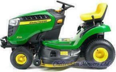 John Deere X165 Ride On Lawn Mower