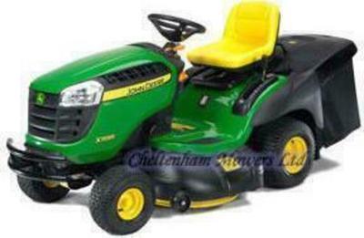 John Deere X155R Ride On Lawn Mower