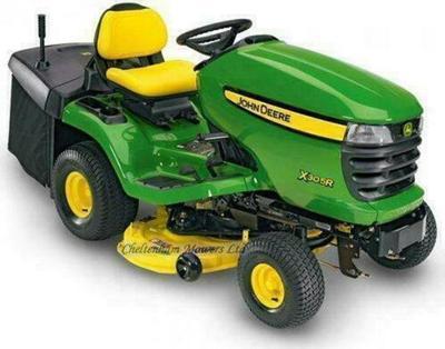 John Deere X305R Ride On Lawn Mower