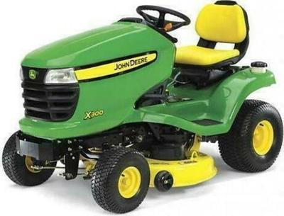 John Deere X125 Ride On Lawn Mower