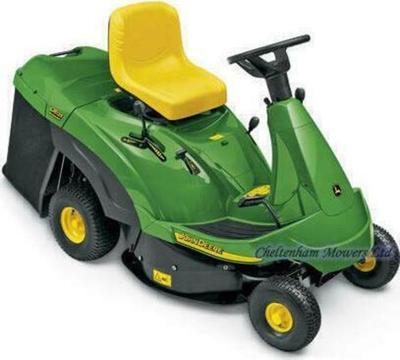 John Deere CR125 Auto Ride-on Lawn Mower