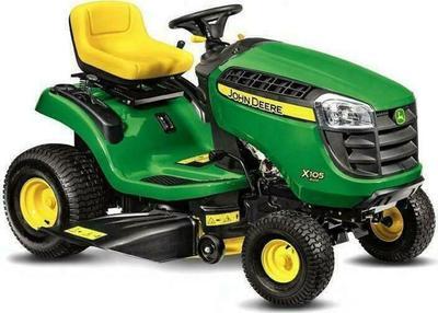 John Deere X105 Ride-on Lawn Mower