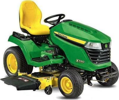 John Deere X590 Ride On Lawn Mower