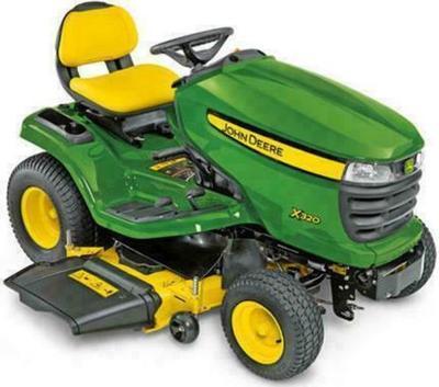 John Deere X320 Ride On Lawn Mower