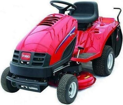 Toro DH140 ride-on lawn mower
