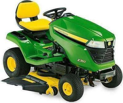 John Deere X350 Ride On Lawn Mower