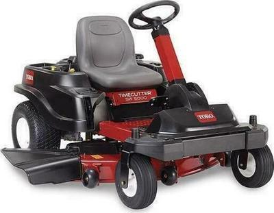 Toro TimeCutter SW 5000 ride-on lawn mower