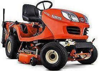 Kubota GR2120 Ride On Lawn Mower