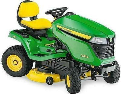John Deere X354 Ride On Lawn Mower